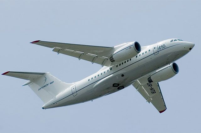 На модификацию самолёта Порошенко истратят $1 млн