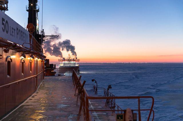 Ямал приобретает специальные рефрежераторы для добычи морских биоресурсов.