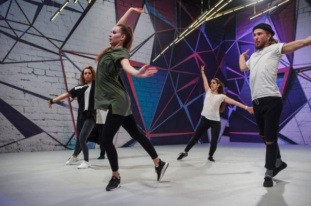 Помимо хорошо подготовленной техники танца важны стальные нервы!