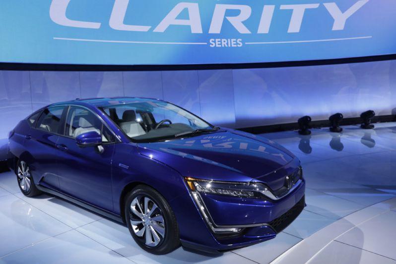 Honda Clarity.