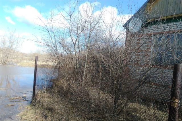 ВОренбургской области под угрозой подтопления находятся 150 домов