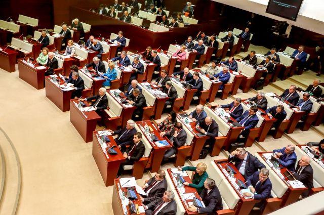 Мухаметшин разъяснил отсутствие вповестке вопроса окандидатуре премьера РТ