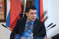 Глава Калининградской области Антон Алиханов.