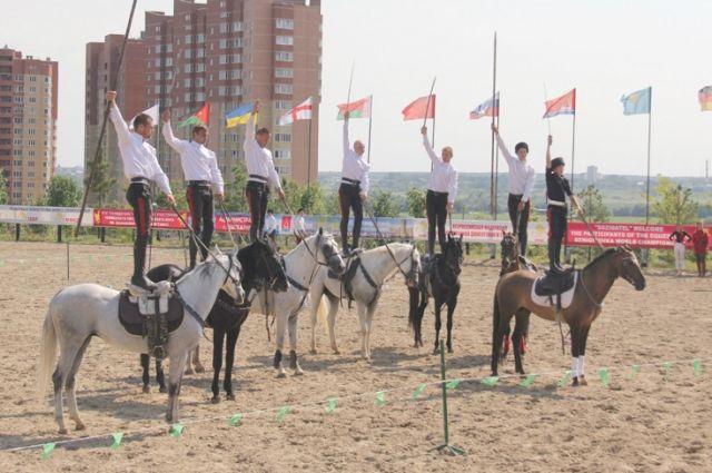 Тюменские казаки примут участие в Фестивале казачьего творчества