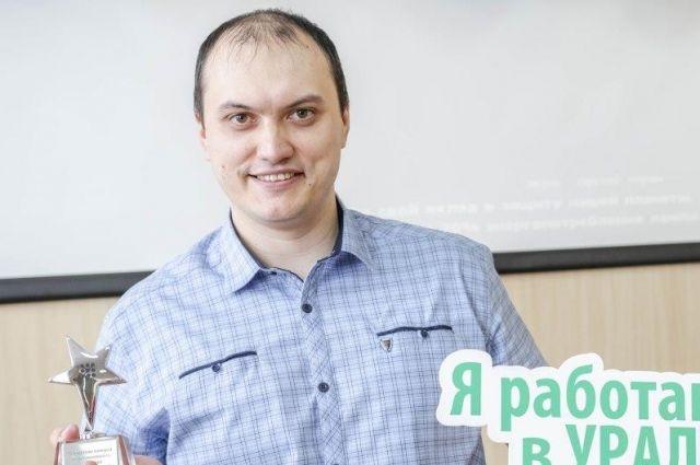 Победителем конкурса стал оператор ДПУ цеха аммиака 1Б Илья Идрисов.
