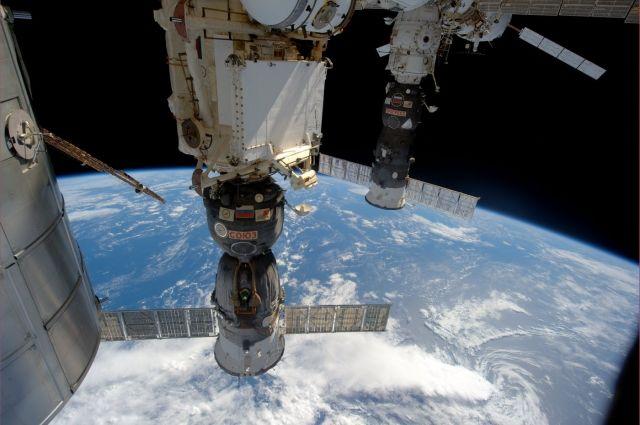 Так выглядит планета Земля с Международной космической станции.