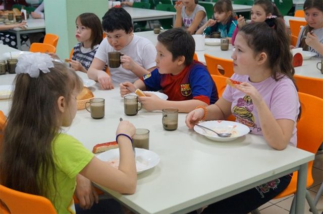 Тюменские дети стали меньше болеть анемией, благодаря здоровому питанию