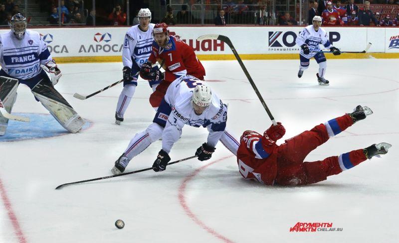 У россиян ещё есть возможность отыграться – вторая игра пройдет 15 апреля.