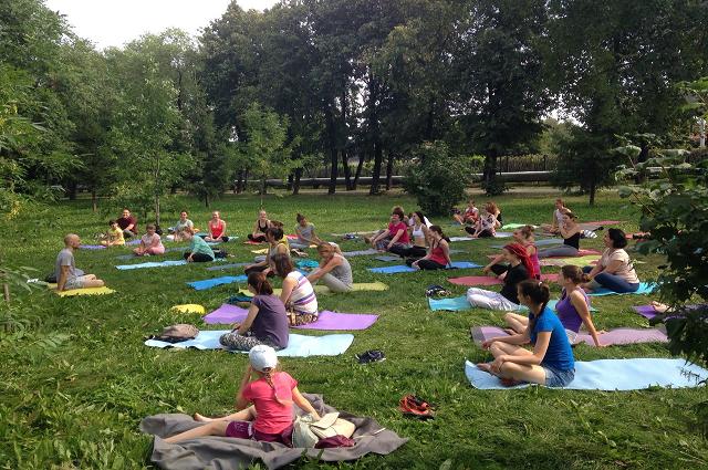 Карельская Сортавала угодила втоп среди йога-туризма в РФ