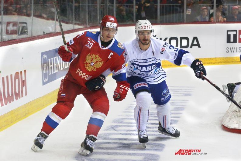 Вице-губернатор Челябинской области Вадим Евдокимов поблагодарил федерацию хоккея России за оказанное региону доверие.