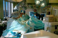 Операция длилась шесть часов.