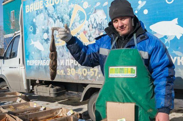 Тюменские производители вновь привезут свои товары в Надым.
