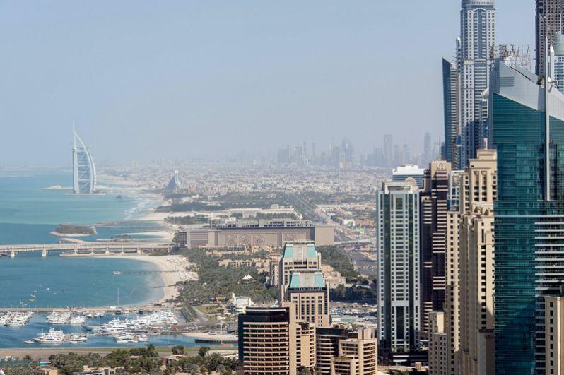Следом идут Объединенные Арабские Эмираты