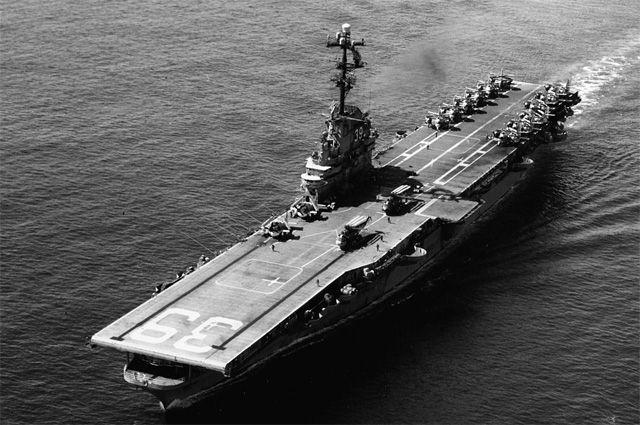 Ракетный крейсер «Лейк Чемплейн»