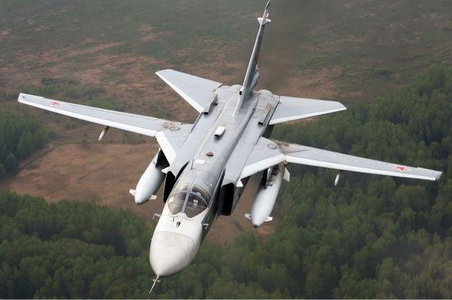 СМИ проинформировали о получении ВВС Сирии бомбардировщиков Су-24М2 из Российской Федерации