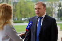 Временно исполняющий обязанности Главы Республики Адыгея Мурат Кумпилов.