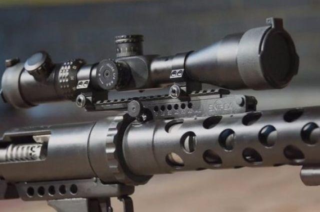 Полуавтоматическая винтовка Snipex М75 калибра 12,7х108
