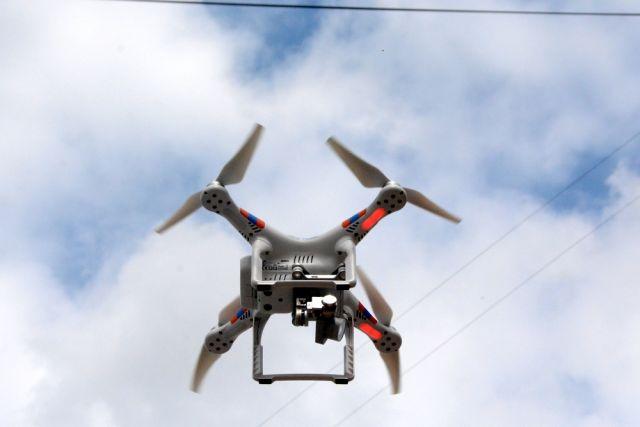 Квадрокоптер смобильными телефонами залетел вкамышинскую колонию строгого режима