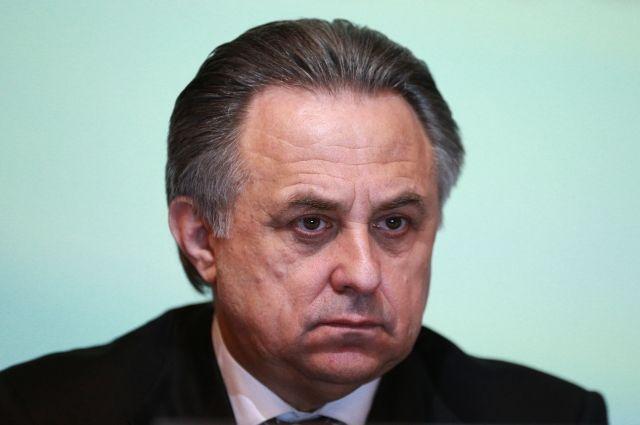 Мутко указал вдекларации за2016 год 9 млн руб. заработка