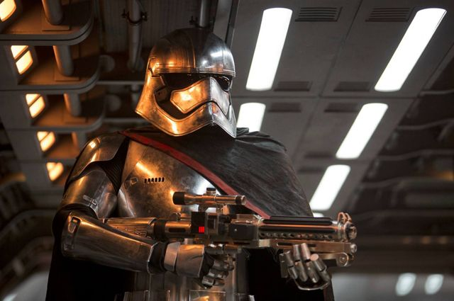 Вышел 1-ый официальный тизер «Звездных войн 8»
