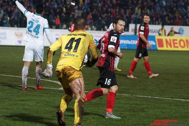 «Амкар» уже почти год не проигрывает на своём поле в рамках Премьер-лиги.