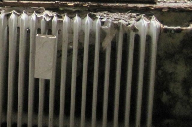 Старый радиатор травмировал юную школьницу.