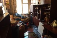 В Новотроицке из-за поджога загорелась квартира