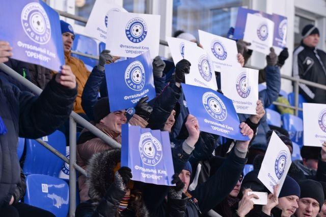 Автогол ФК «Терек» приносит победу оренбуржцам на домашнем поле