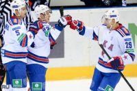 Питерские армейцы стали двукратными обладателями Кубка Гагарина.