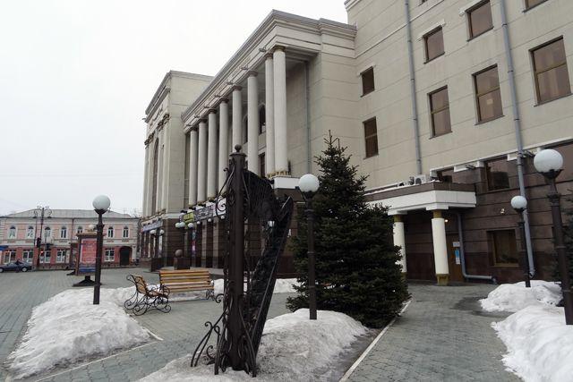 Репертуар хоровой капеллы Тюменской филармонии пополнится русской музыкой
