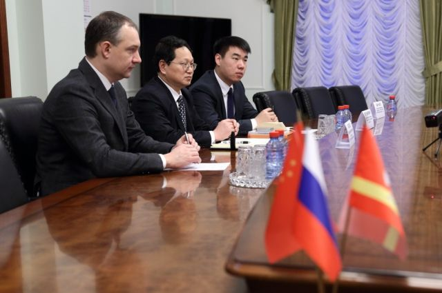 ВЧелябинской области работает делегация Башкортостана