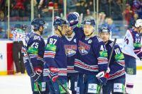 Магнитогорцы уступили СКА в пятом матче, играя на домашней площадке.