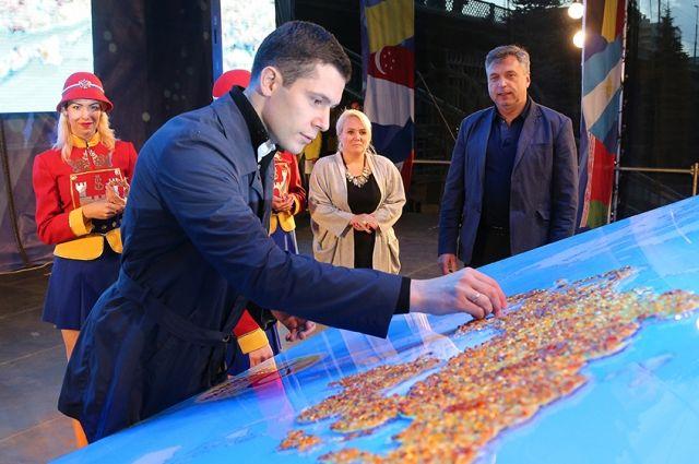Антон Алиханов рассказал, ради чего люди едут в Калининград.
