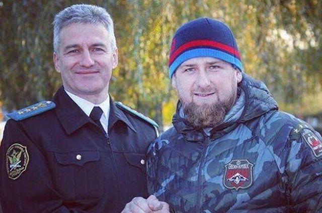 Игорь Сечин иРамзан Кадыров договорились действеннее работать посовместным проектам