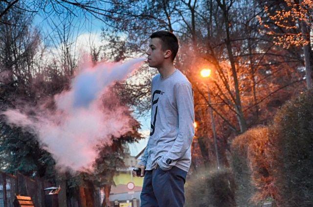 ВНижегородской области хотят ограничить реализацию электронных сигарет