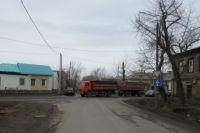 В Оренбурге в ДТП с «КамАЗом» пострадала 17-летняя девушка