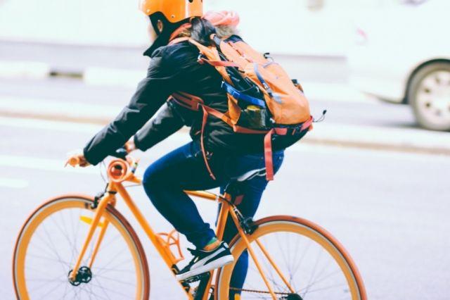 В ГИБДД сообщают о первых случаях ДТП с юными велосипедистами