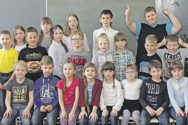 Ребята из школы «Фриона» мечтают о далёких галактиках и добрых пришельцах!