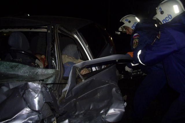 ВВоронеже два человека погибли вДТП налесном шоссе