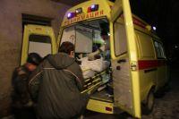 Ребенок доставлен в больницу.