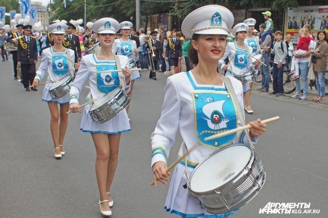 Отмечать день рождения любимого города калининградцы будут 8 и 9 июля.