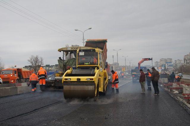 Дорожники починят 73км трасс вВоронежской области в текущем году