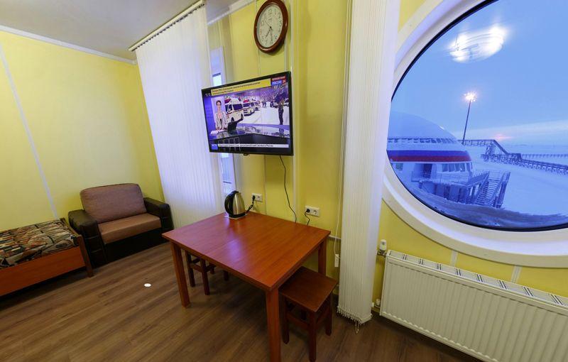 Двухместная комната.