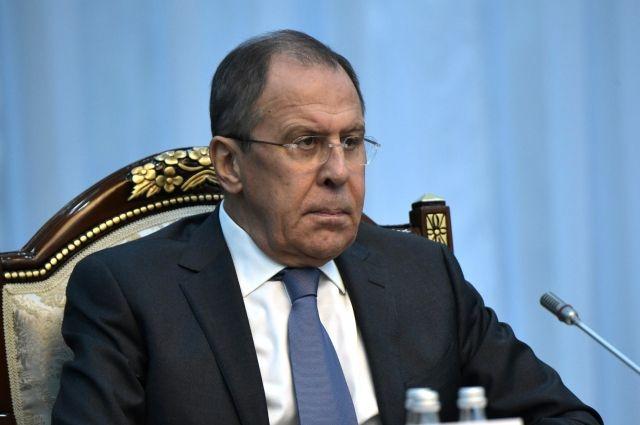 Лавров: будем ориентироваться назаявления Трампа ожелании наладить отношения сРоссией