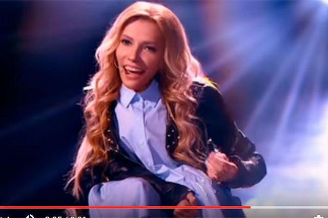Юлия исполнит хит, с которым она должна была выступать на «Евровидении»