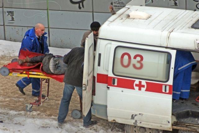 В Калининграде грабитель сломал позвоночник, убегая с места преступления.