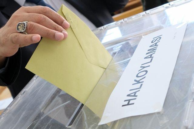 ВТурции обнародованы предварительные результаты судьбоносного референдума