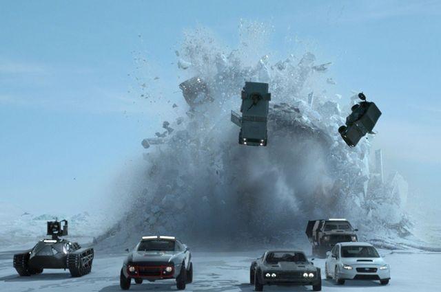 Сборы фильма «Форсаж-8» установили рекорд запервые дни проката
