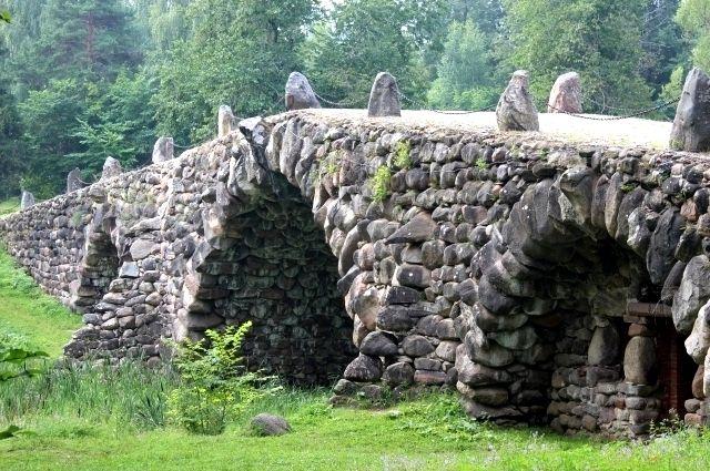 «Чертов мост», на котором снималась схватка Добра со Злом в «Ночном дозоре»