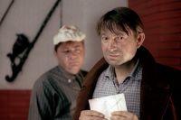Георгий Вицин в фильме «Джентльмены удачи», 1971 год.